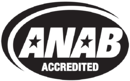 ANAB Accredited