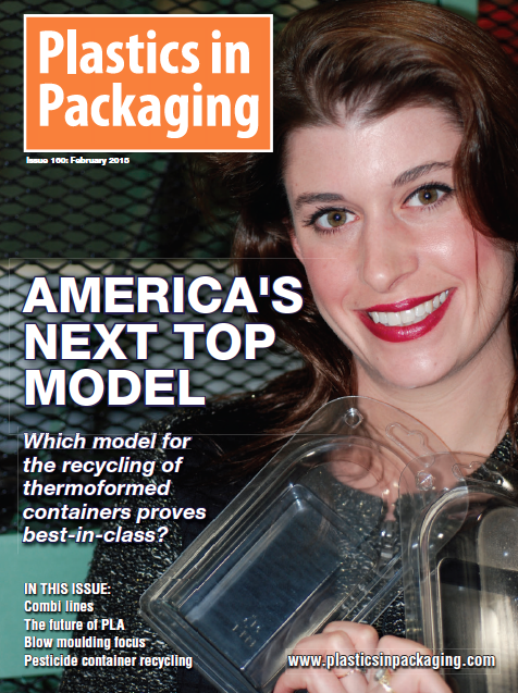 Thermoform packaging recycling