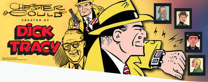 Chester Gould, Dick Tracy.png
