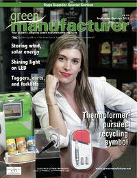 Green Manufacturer magazine