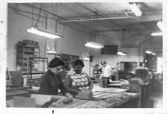 Dordan Manufacturing, circa 1974