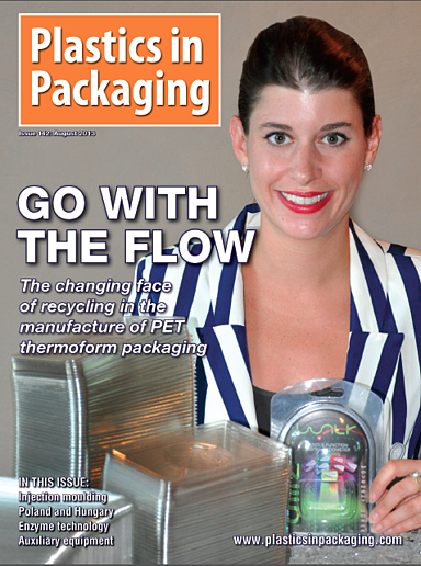 Plastics in Packaging Cover