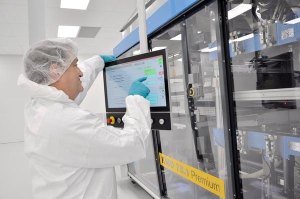 Medical packaging manufacturing