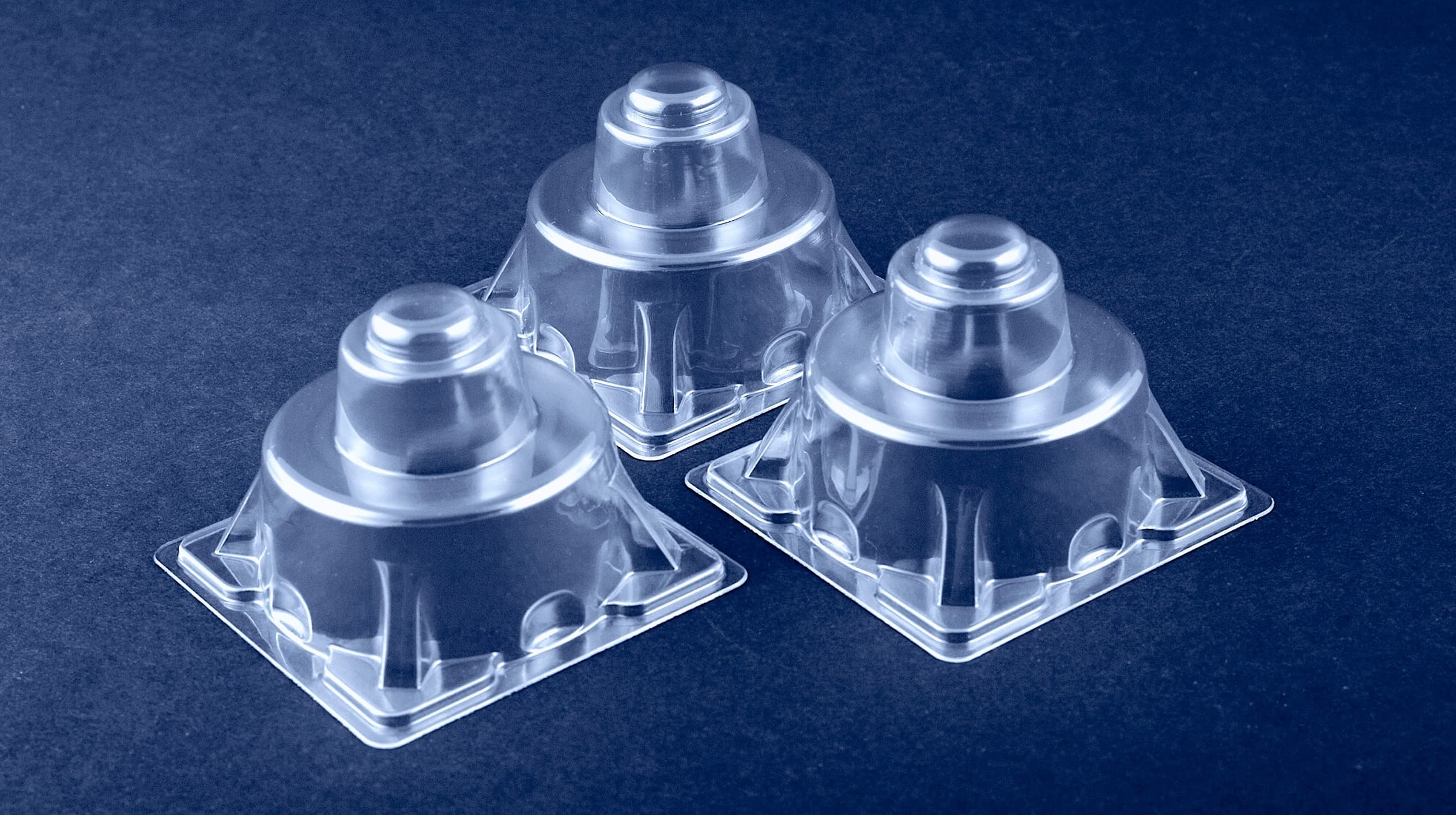Thermoformed components
