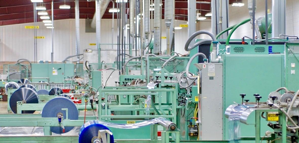 Custom plastics thermoformer