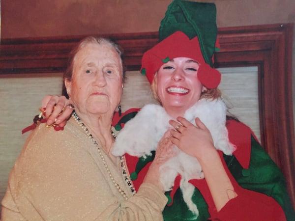 Gram and I