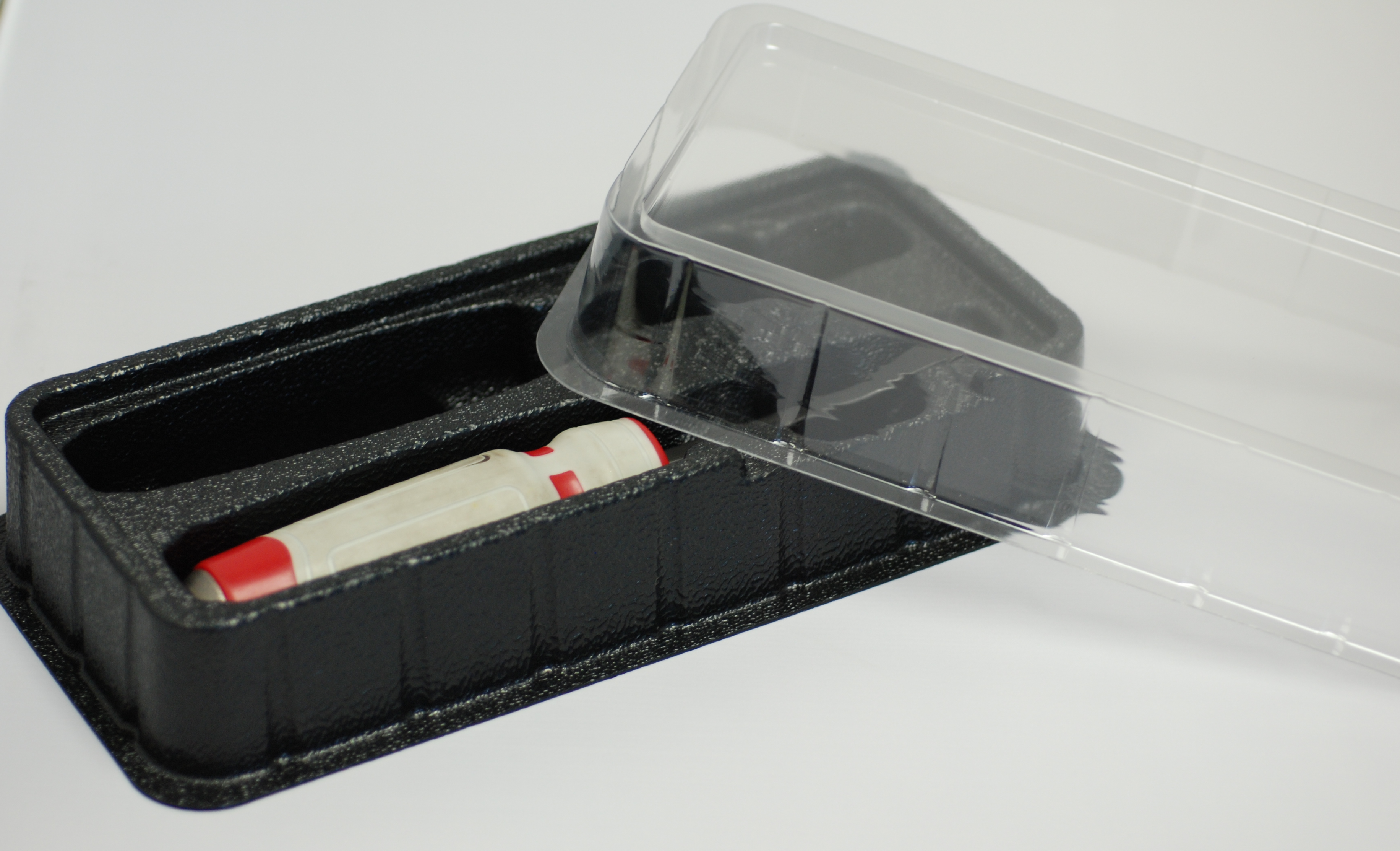 Thermoformed Tray and Lid