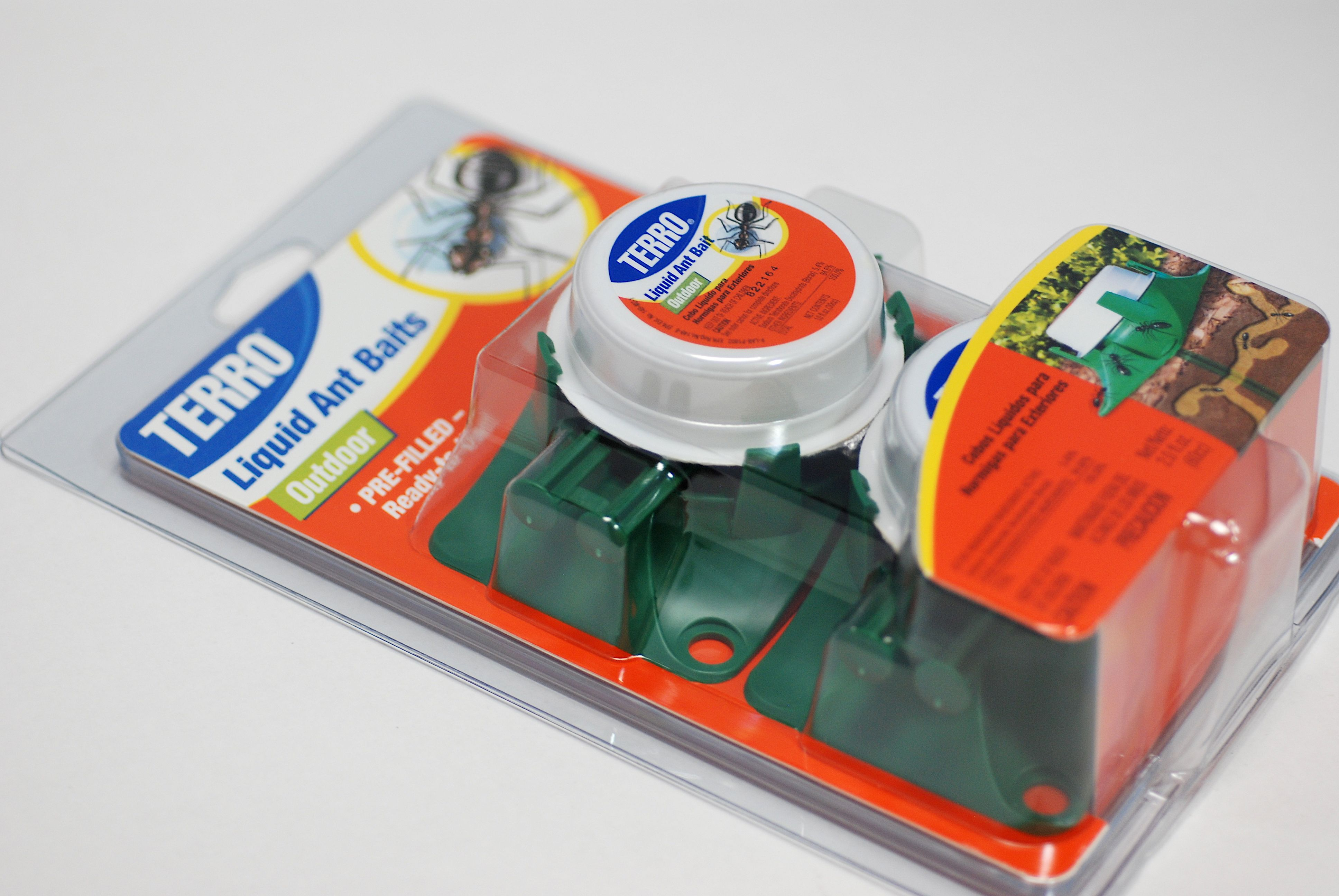 Insecticide Packaging