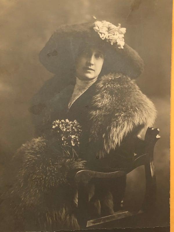 Edith Harriet Gertrude Odburt