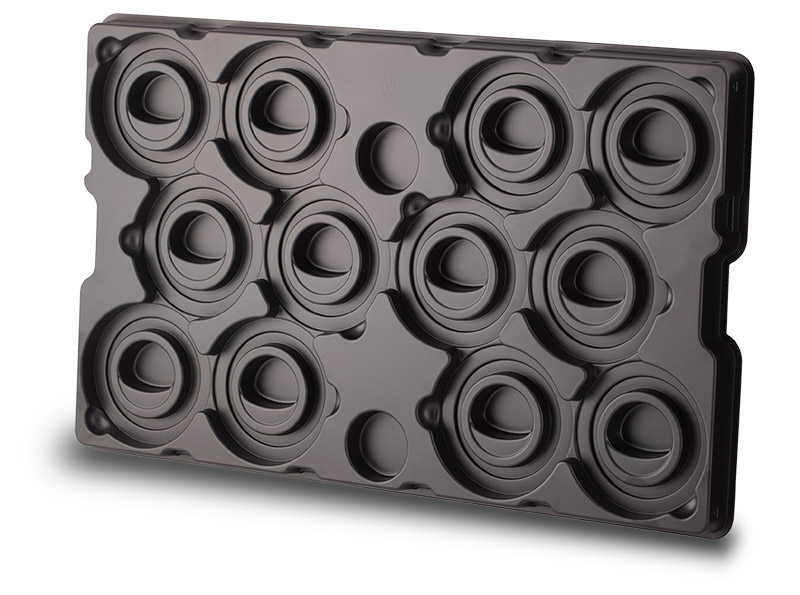 Dunnage tray